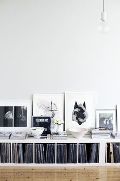 The Long, Low Shelf Is a Designer Trick That Never Fails