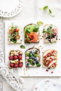 Herkkuvoileivät | K-Ruoka Koti, Bruschetta, Pesto, Tapas, Sushi, Bread, Ethnic Recipes, Sweet, Breads