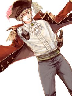 Pirate Arthur