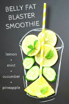 Drink this smoothie and watch it blast away belly fat! Smoothie for weight loss. Recipes for weight loss Belly Fat Blaster Smoothie Recipe Healthy Juice Recipes, Healthy Detox, Healthy Juices, Healthy Drinks, Healthy Snacks, Healthy Smoothie Recipes, Fat Burning Smoothie Recipes, Diet Recipes, Breakfast Smoothie Recipes