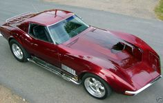 Corvettes found on the web - Canney
