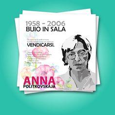 In Memory of Anna Politkovskaya