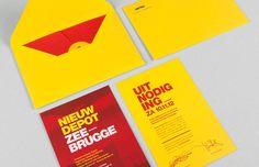 Huktra - Uitnodiging bedrijfsevent | by Skinn Branding Agency