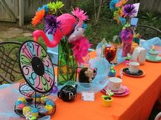 Mad Hatter Tea Party Ideas | Mad Hatter tea party | Event and Party Ideas
