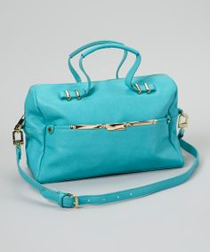 Love this Aqua Colored Handbag by Steve Madden