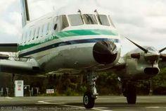 Air New Zealand Link EMBRAER EMB-110P1 Bandeirante ZK-LBC Air New Zealand, Air Lines, Constellation, Planes, Aviation, Nostalgia, Aircraft, Canada, Link