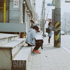 .@chagaundal | 네, 지금 생각해보니 공부가 제일 쉬웠네요. #student #street #snap #35mm #film | Webstagram
