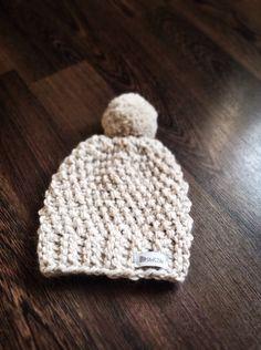 #siwczakhome #baby #beanie #handmade #wool&alpaca  #ecru  #knit  info.siwczak.home@gmail.com