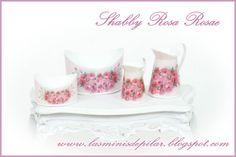••  Shabby Chic - Pilar Alen Miniaturas