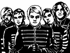 My Chemical Romance by KewlGrl11396 on DeviantArt