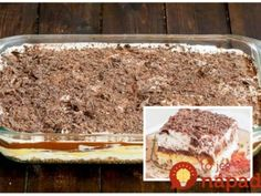 Archívy Recepty - Page 42 of 795 - To je nápad! Trifle Desserts, Sweet Desserts, Dessert Recipes, Tiramisu, Banana Bread, Cheesecake, Good Food, Food And Drink, Tasty