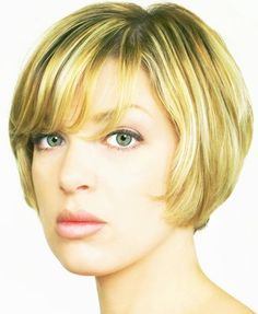 Chin Length Bob Hairstyle
