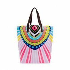 3 Colorful New Women's Bags For 2014 Mara Hoffman, Classic Looks, New Fashion, Style Me, Pink, Satchel, Reusable Tote Bags, Boho, Clothes For Women