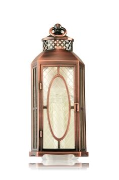French Lantern Nightlight - Wallflowers Fragrance Plug - Bath & Body Works - Light the way to home fragrance with this beautiful French lantern nightlight. Pair with your favorite Fragrance Refill for fragrance that welcomes you home for weeks and weeks.