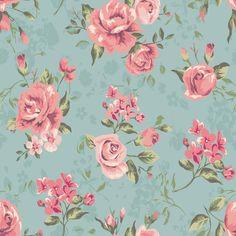 Papel de Parede (A) Floral 1288