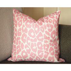 Iconic Leopard in Pink Blue Brown Ink Designer Pillow Cover Animal... ($17) ❤ liked on Polyvore featuring home, home decor, throw pillows, decorative pillows, home & living, home décor, pink, holiday home decor, leopard home decor and pink toss pillows