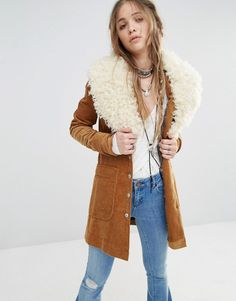 Free+People+Lade+Lane+Faux+Fur+Collar+Jacket