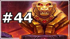 Hearthstone - Top 5 Funny Fails and Lucky Moments Episode #44
