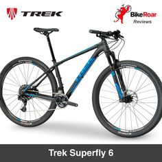 REVIEW: Trek Superfly 6. Fast, agile bike that just wants to race...   LEARN MORE: http://roa.rs/2iHTI9e.   #trek #superfly6 #xc #hardtail #29er #mountainbike #mtb #trekbikes