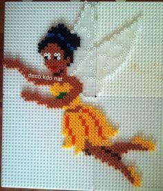 Iridesssa - Tinker Bell hama perler beads by Deco.Kdo.Nat