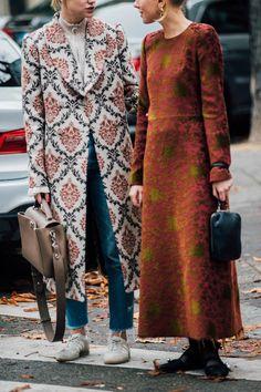 Paris Fashion Week S/S 2018 Street Style (Part II) – FaShionFReaks