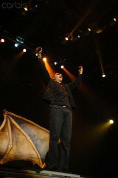 Avenged Sevenfold Wembley Arena, Dec 2013 | Corbis Images