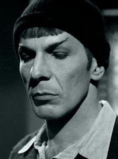 Spock: love him in those hats😍 Star Trek Spock, Star Wars, Star Trek Tos, Star Trek Convention, Start Trek, Star Trek Images, Sci Fi Tv Shows, Star Trek Starships, Star Trek Original