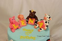 Lena's 2nd birthday by Diane's Sweet Treats - (Diane Burke), via Flickr