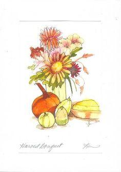 Autumn Celebration card by Karen Bagnard