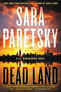 """Read """"Dead Land"""" by Sara Paretsky available from Rakuten Kobo. Warshawski is as dogged and ferocious as ever. So is Sara Paretsky, who is at the top of her crime novel game. Date, New Books, Good Books, Life Falling Apart, Read Dead, Money Change, Shell Game, Play Money, Daughter Of God"""