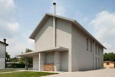 MIDE architetti, Einfamilienhaus, Fiesso d'Artico