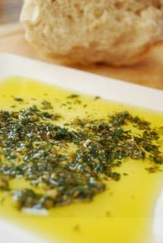 Carrabba's dipping herbs for oil. This stuff is actually AMAZING. I keep it stocked in my fridge all the time and throw it in tomato sauces, omelets, toast, baked potatoes, anything that needs a little zing =]