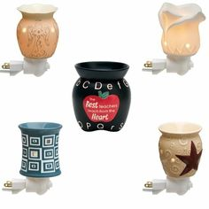 As a Scentsy consultant, I invite you to contact me to book an in home or basket party.  Scentsy warmers are much safer than candles, or incense burning, no flames, no matches or lighters needed, just a light bulb and the highest quality scented waxes! :D