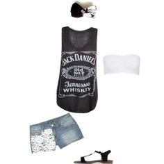 """""""Too Drunk to Give a..."""" by hippiemama5426 on Polyvore My official Vans Warped outfit. <3"""