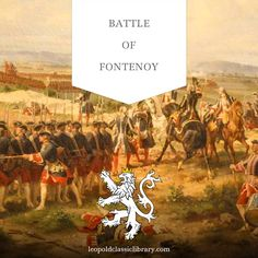 A novel about one of the biggest wars in modern history: http://leopoldclassiclibrary.com/book/bonnie-prince-charlie-a-tale-of-fontenoy-and-culloden