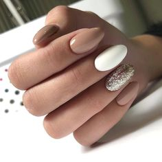 Find over 100 nail art designs, best spring nail designs images, spring nail designs for short nails, 100 Gorgeous Spring Nail Trends And Colors Page 17 Cute Acrylic Nails, Cute Nails, Pretty Nails, My Nails, Oval Nails, Dark Nails, Shellac Nails, Elegant Nails, Stylish Nails