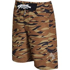 93859762ce Under Armour Men's UA Bergwind Boardshorts Part Of The HYDRO ARMOUR  CollectionUA Storm technology repels water without sacrificing  breathabilitySalt & ...