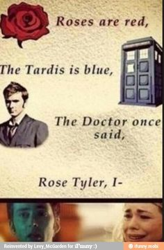 Dr who feels