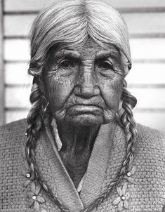 Mary Kiona At 107 Cowlitz / Yakama Tribes, Elmer James's great Grandmother. She came from Yakima to Packwood Washington to pick Huckleberry's up on Mt Adams got snowed in and had to stay at Packwood and lived there for the rest of her life. I know Elmer James and he told me the storie