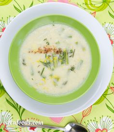 Smart Health Talk Top Weight Loss Picks: Vegan Cream of Cauliflower & Asparagus Soup - Everything you want in a soup recipe. Soup is great weight loss tool. Studies show that those having a bowl of soup before rest of meal eat less total calories. Include more soup if trying to get in that bikini. Eden is one of our Organic Manufacturer Heroes. Because of organic companies like Eden that have stood strong against big corporate takeover we have organic choices. A company that deserve our…