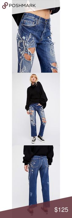 NWT Free People Cem Jeans NWT a0b14973c2838