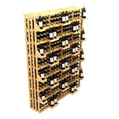 Commercial Retail Stacker 4 column - Width 61 7/16 inches, Height 83 9/16 inches, Depth 17 3/4 inches Bottles 416, Columns 4, Rows 8. Click here to see more wine racks http://www.winecellarspec.com/commercial-spec-wine-racks/#. Wine Cellar Specialists  4421 Cedar Elm Circle Richardson, TX 75082  Toll Free: 866-646-7089  Texas Office: 972-454-0480  Illinois Office: 773-234-0112