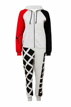 ASOS x Puma Collab Gives Your Fitness Routine '90s Street Cred  #refinery29
