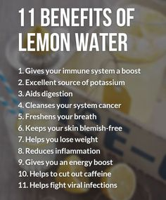 benefits-lemon-water