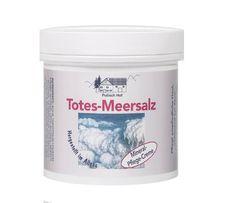HOLT-TENGERI SÓ KRÉM  bőrbetegségek kezelésére - 250 ml Creme, Tableware, Sea Salt, Minerals, Dinnerware, Tablewares, Dishes, Place Settings