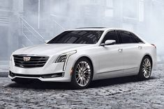 Image result for 2017 Cadillac CT6