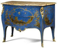 Les Arts Décoratifs - Site officiel - Diaporama - Commode à deux rangs de tiroirs, Paris, estampillée de Jacques Dubois (1694-1764)