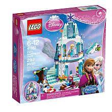 LEGO Disney Princess Elsa's Sparkling Castle (41062) to remember for Kendra's birthday