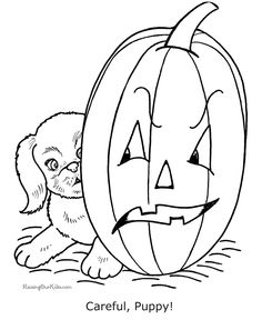 Hundreds of FREE printable Halloween coloring pages, sheets and pictures! Color online too!