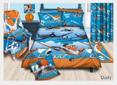 Win A Disney Planes Bedroom Makeover